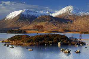 Schottland-Rundreise-Highlands