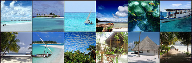 Malediven-Urlaub-Bilder