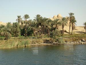 Nilkreuzfahrt-Aegypten