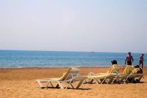 Tuerkei-Side-Strand