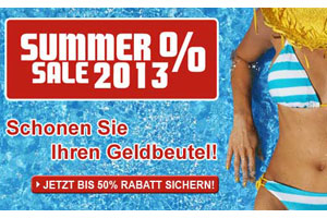 TV Sonnenklar Reisen Summer Sale