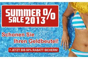 TV Sonnenklar Reisen Summer Sale
